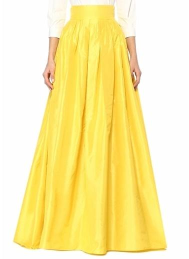 Carolina Herrera Etek Sarı